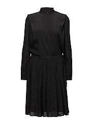 Sadia dress MS18 - BLACK