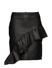 Flounta skirt MS18 - BLACK
