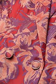 Gestuz - Soffy blazer MS18 - blazere - poinsettia - 2