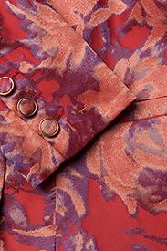 Gestuz - Soffy blazer MS18 - blazere - poinsettia - 3