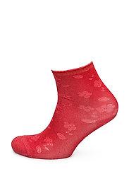 Nanett socks MS18 - POINSETTIA