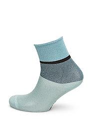 Anett socks MS18 - SILT GREEN
