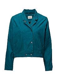 Noelle jacket ZE3 17 - DEEP LAGOON