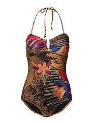 Kelly swimsuit HS18 - 80'S PRINT