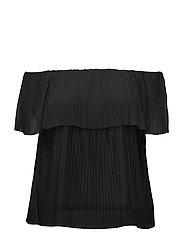 Zenzi top HS18 - BLACK