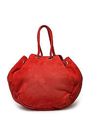 Bow tote s bag AO18 - VALIANT POPPY