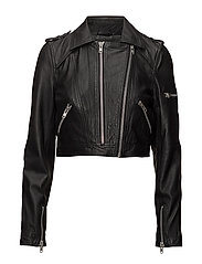 Lesia jacket AO18 - BLACK