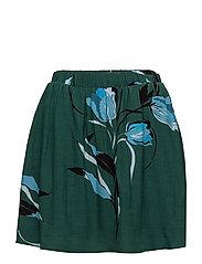 Sille skirt AO18 - FLOWER GREEN