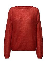 Molly pullover AO18 - VALIANT POPPY