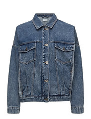 Aparo jacket AO18 - WASHED BLUE