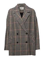 Jodo jacket AO18 - BLACK/WHITE