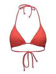 Pamela bikini top AO18 - VALIANT POPPY