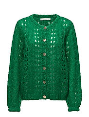Behara cardigan AO18 - JOLLY GREEN