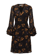 Carola wrap dress ZE4 17