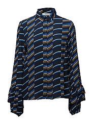 Sifka shirt ZE4 17 - SKY CAPTAIN TILES