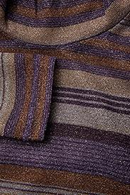 Gestuz - Shine turtleneck MA18 - langärmlige tops - purple/gold - 2