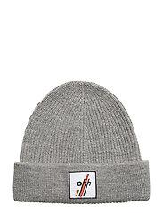 Oria hat MA18 - L.GREY MELANGE