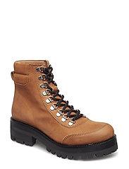 Sando boots MA18 - CARAMEL CAFé