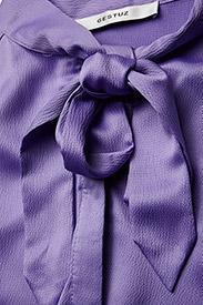 Gestuz - Mimi shirt MA18 - long sleeved blouses - sand verbena - 2