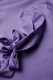 Gestuz - Mimi shirt MA18 - long sleeved blouses - sand verbena - 3