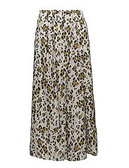 Leopa skirt MA18 - GOLDEN LEOPARD