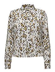 Leopa shirt MA18 - GOLDEN LEOPARD