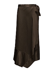 Strika skirt MA18 - BROWN STRIBE