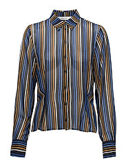 Riba shirt MA18 - BLUE STRIBE