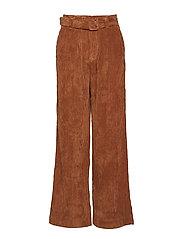 Roy pants MA18 - CARAMEL CAFé
