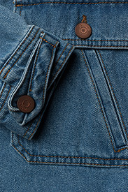 Gestuz - Jenelle jacket MA18 - denim jackets - medium blue - 3