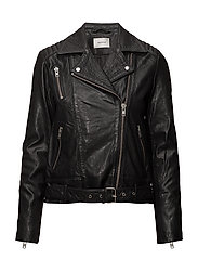 Joann jacket MA18 - BLACK