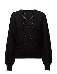 Adel pullover MA18 - BLACK