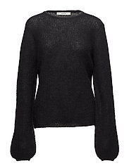 Holly pullover - BLACK