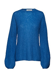 Holly pullover - LAPIS BLUE