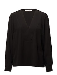 Anisa blouse ZE1 18 - BLACK