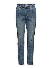 Sally jeans ZE1 18 - DENIM BLUE