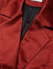 Gestuz - Nicola blazer YE18 - oversized blazere - burned - 2