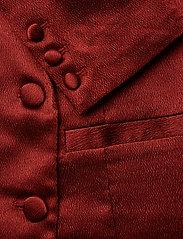 Gestuz - Nicola blazer YE18 - oversized blazere - burned - 3