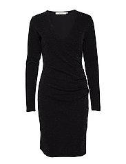 Figa dress YE18 - BLACK