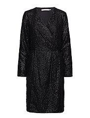 Tito dress YE18 - BLACK