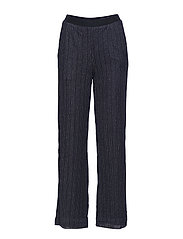 Luretta pants YE18 - BLACK
