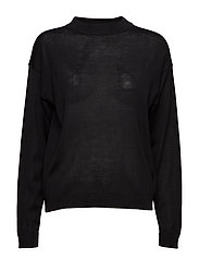 MerinaGZ pullover NOOS - BLACK