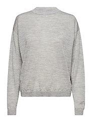 MerinaGZ pullover NOOS - L.GREY MELANGE