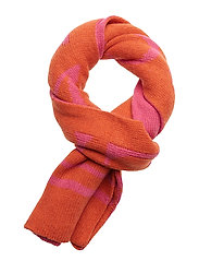Vie scarf SO19 - BURNT SIENNA