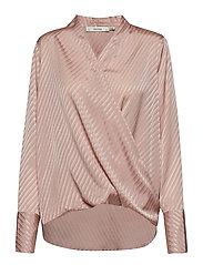 Gunilla blouse SO19 - ADOBE ROSE