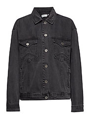 Nola jacket MS19 - WASHED BLACK