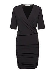 Hallie dress - BLACK