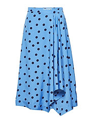 Elsie skirt ZE2 18 - BLUE/NAVY DOT
