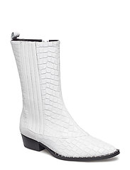 Nancy boots ZE2 18 - BRIGHT WHITE