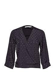 Halia blouse MS19 - DEEP WELL